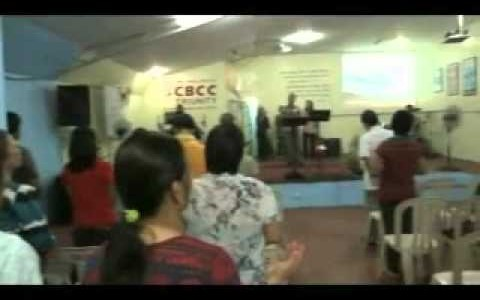 Short term mission - CBCC 2012