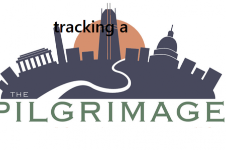 Tracking a Pilgrimage
