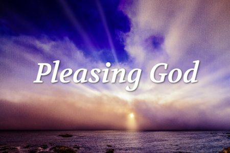 Pleasant to God