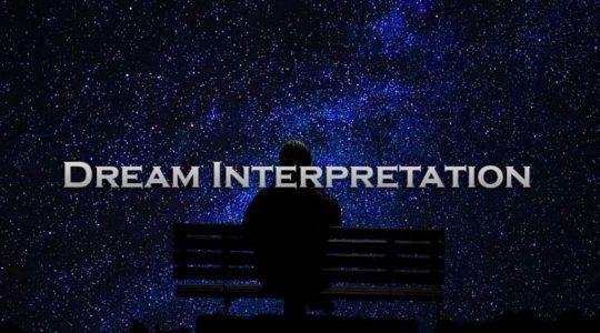 Interpretation of Dream