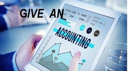 Give an Accounting