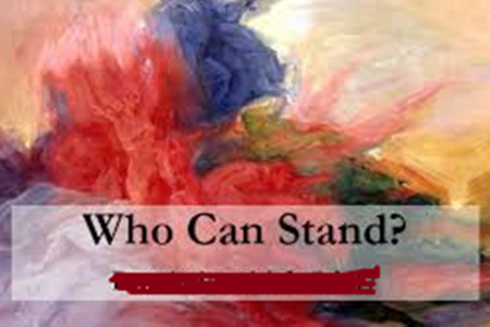 Who Can Stand