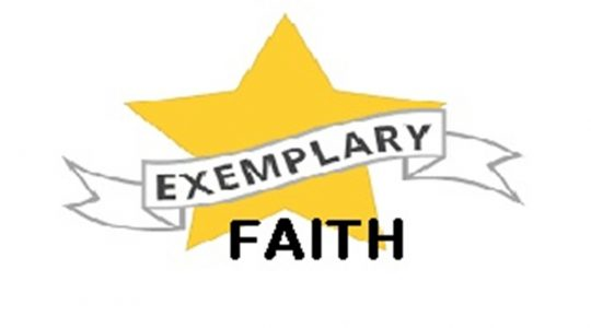 Exemplary Faith