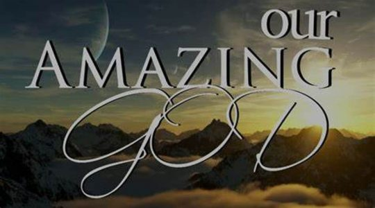 Amazing Lord