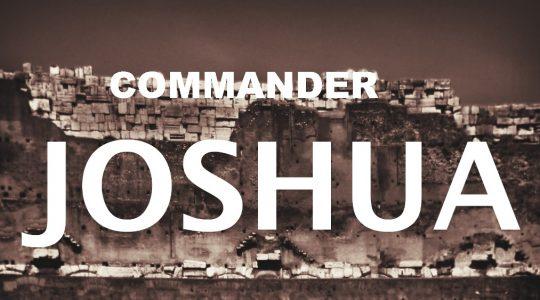 Commander Joshua