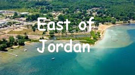 East of Jordan
