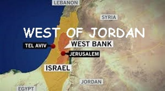 West of Jordan