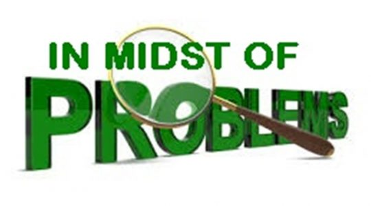 In the Midst of Problem