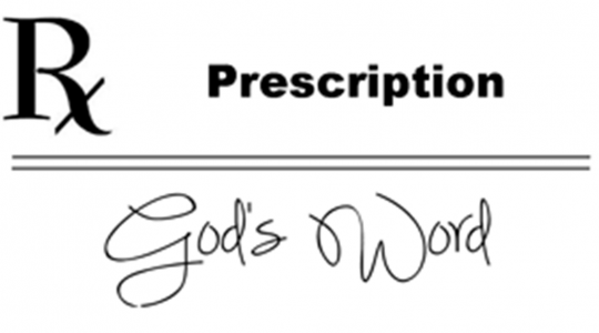 God's Prescription
