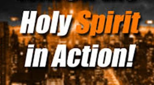 Holy Spirit in Action