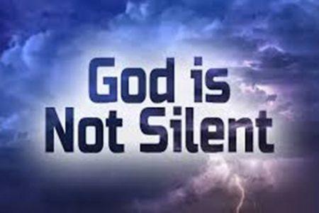 God Not Silent