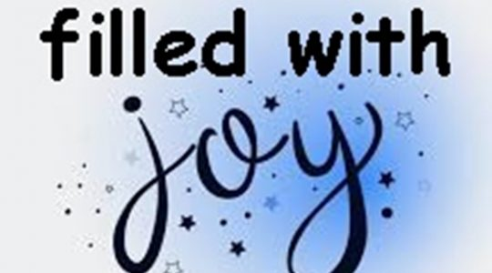 """""""Filled With Joy"""""""