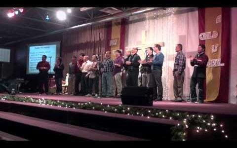 Christmas Medley At TMEC!