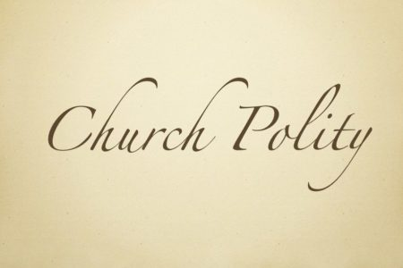 What Congregational Polity Means