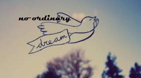 No Ordinary Dream