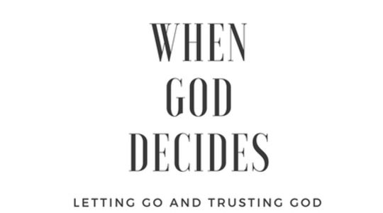 The Lord Decides