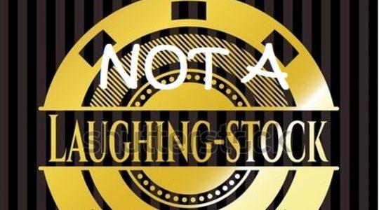 No Laughingstock