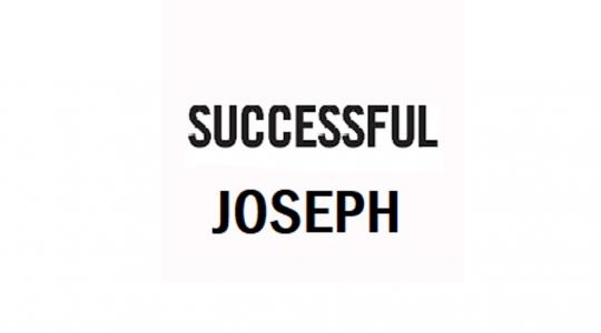 Successful Joseph