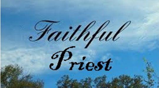 Faithful Priest