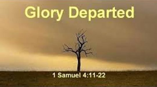 Glory Departed