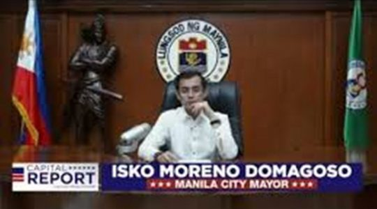 Mayor Isko