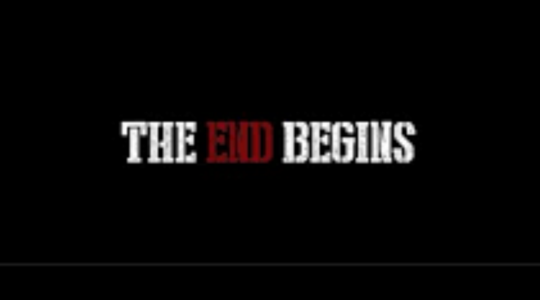 The End Begins
