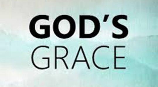 """""""God's Grace"""""""