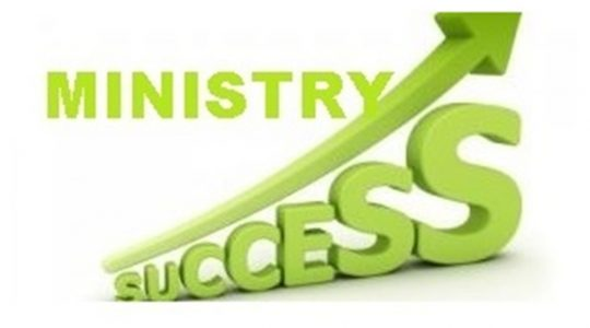 Ministry Success