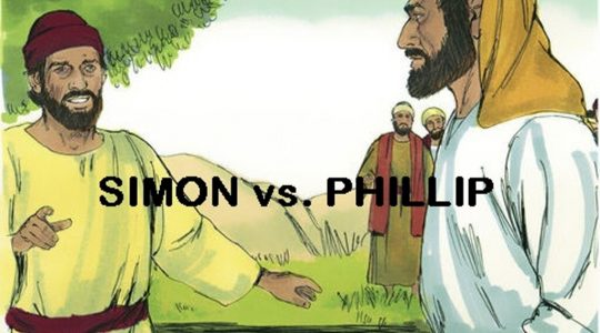 Simon vs. Philip