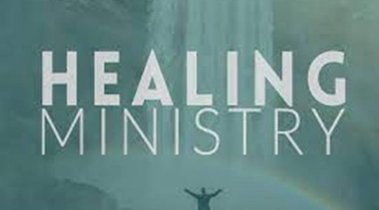 Healing Ministry