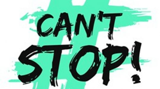Can't Stop!