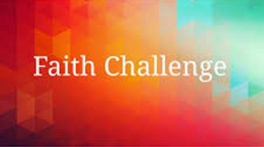 Faith Challenge