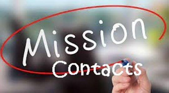 Mission Contacts