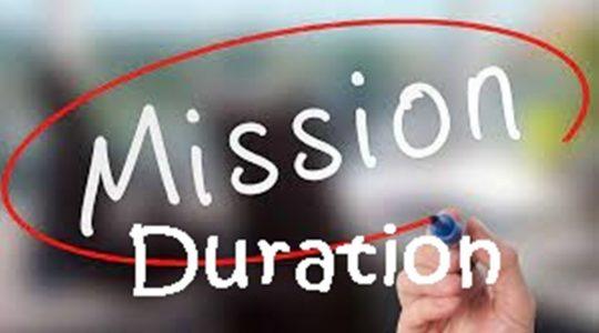 Mission Duration